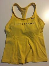 Nike Dri Fit Livestrong Gym Singlet - Size S