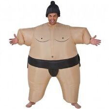 Inflatable Sumo Wrestler Costume - Fancy Dress Outfit