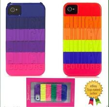 New 100% Genuine Original JUICY COUTURE Stackable case for Apple iPhone 4 4S UK