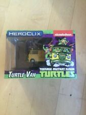 TMNT Teenage Mutant Ninja Turtles Heroclix Turtle Van LE