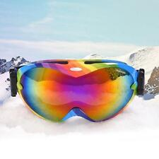 Professional Ski Snowboard Double Lens Anti-Fog Goggles Eye Protective Glasses
