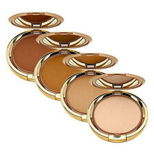 MILANI EVEN TOUCH 2 in 1 Powder Foundation, Powder Compact Makeup-VEGAN