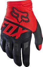 2017 Fox Racing Youth Kids Dirtpaw Gloves Red Motocross ATV Dirtbike