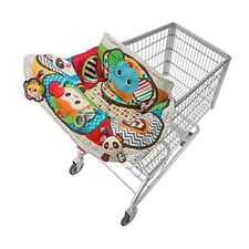 Baby Shopping Cart Seat Cover Play Mat Portable Infant Toddler Safety High Chair