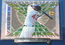 MO VAUGHN RED SOX-1997 TOPPS-#SS15