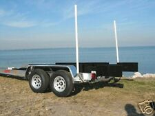 NEW ACE 2017 ALUMINUM BOAT TRAILER TANDEM WITH BRAKES
