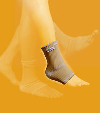 ANKLE SUPPORT ANKLE BRACE, S,M,L,XL NanoFLEXTRA, AntiBacterial OdorFree Neg Ions