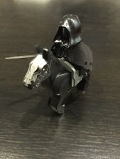 lego lord of the rings Wraith Minifigure With Horse Minifigure