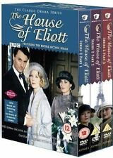 The House Of Eliott Complete 2nd Series Dvd Brand New & Factory Sealed