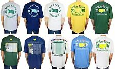 LOT OF MASTERS MENS T SHIRTS ASSORTED STYLES COLORS SIZES NWT