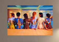 Pink Floyd Canvas Vintage Prints Wall Modern Art Pictures Poster Home Decor AAA
