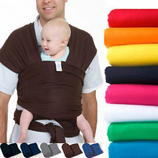 Baby Ring Sling Stretchy Wrap Baby Carrier 3yrs Birth Breastfeeding pouch carrie