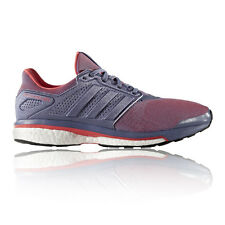 Adidas Supernova Glide 8 Womens Purple Sneakers Running Shoes Trainers