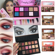 Lady Cosmetics Makeup Eye Shadow Palette Matte Glitter Eyeshadow Set Eye Shadow