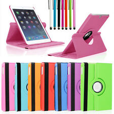Smart 360 Degree Rotation Stand Case Cover For APPLE iPad Mini 1-2-3