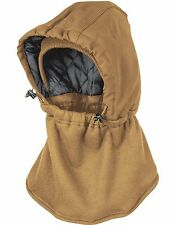 Dickies TZ39 Thermal Lined Insulated Hood Black or Brown New With Tags