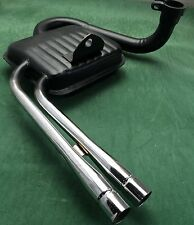 VESPA  EXHAUST Sprint,Super,Sportique,VBB,VBA 1960's