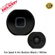 New Home Menu Button Middle Keypad Replacement part For iPad 4,Air  Black /White
