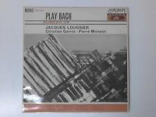 Play Bach No. 1 LP GLB 1002 Jacques Loussier (ID:14758)