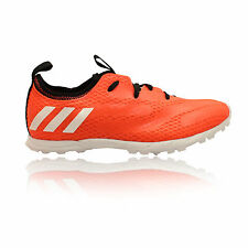 Adidas XCS Mens Red Running Athletics Track Field Sports Spikes Shoes