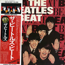 Beatles vinyl LP album record The Beatles Beat Japanese EAS-81057 ODEON 1978
