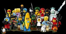 Genuine LEGO SERIES 16 MINIFIGURES (Sold individually Choose your character)Mini