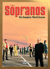 The Sopranos - The Complete Forth Season (DVD, 4-Disc Set, HBO SERIES