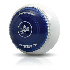 Henselite Tiger II Empire Slice Lawn Bowls (WB25 Stamp)