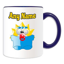 Personalised Gift Silly Maggie Simpson Mug Money Box Cup Funny Novelty Penguin