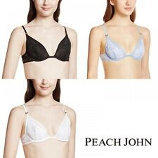 [PEACH JOHN] PJ model's LILY teardrop cup bra 1017720 Free Shipping From Japan