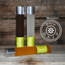 100% PURE ESSENTIAL OIL 10ml BUY 3 GET 1 ORANGE FREE Over 70 oils available