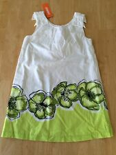 NWT GYMBOREE LAWN PARTY Floral Dress sz 8  Easter wedding