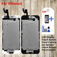 LCD Display+Touch Screen+Camera+Home Button Full Replacement Parts for iPhone6