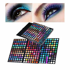 88/120/252 Color Eye Shadow Makeup Cosmetic Shimmer Matte Eyeshadow Palette Set@
