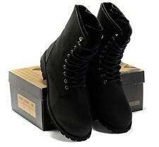 Retro England-style Combat boots fashionable Men's short Winter shoes 2 Colors S