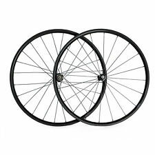 24mm Clincher Carbon Wheels 23mm Width Carbon Road Bike Bicycle Touring Wheelset