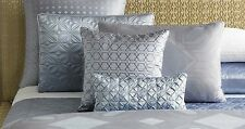 Macys Hotel Collection Pergola Blue Euro Pillow Sham  NWT