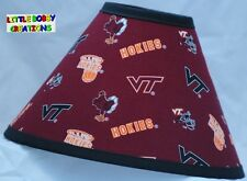 VIRGINIA TECH LAMP SHADE (Made by LBC) SHIPS WITHIN 24 TO 48 HOURS!