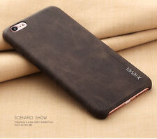 New PU Leather Ultra Thin Back Case Cover For Apple iPhone 7 8 Plus 6 6s Plus