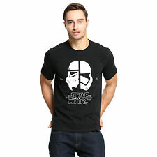 Star Wars The Force Awakens Storm Trooper Cotton T Shirt Tee Short