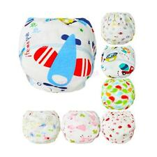 Baby Boy Girls Infant Kids Training Pee Potty Diaper Pants Cloth Diaper Nappy