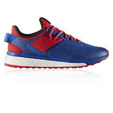 Adidas Response 3 Mens Red Blue Sneakers Running Sports Shoes Trainers