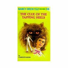 Nancy Drew: The Clue of the Tapping Heels 16 by Carolyn Keene (1939, Hardcover)