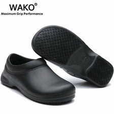 Chef Shoes Clog Safety shoes Cook Culinary School Shoes NON SLIP