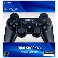 Brand New Wireless DualShock3 Bluetooth Controller for PS3 - Official Black