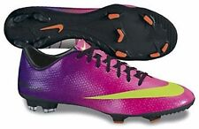 NIKE MERCURIAL VICTORY IV FG FIRM GROUND SOCCER CR7 SHOES FOOTBALL Fire Berry/Re