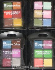 BIRCH Creative Collage 'BLENDING CHALKS' (Choose from 3) Card Making