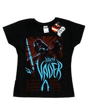 Star Wars Girls Darth Vader Rock Poster T-Shirt