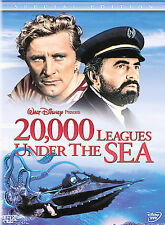 20, 000 Leagues Under the Sea (DVD, 2-Disc Special Edition Set) - FREE SHIPPING