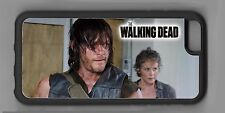 Daryl and Carol Walking Dead design cell case iPhone iPod Samsung